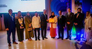 الدكتور عائشة البوسميط أول إماراتية سفيرة للنوايا الحسنة في المنظمة البحرية الدولية