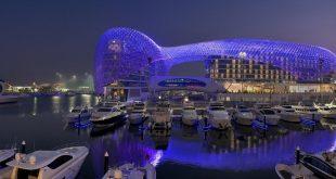 أبوظبي تحتضن أول مدينة ترفيهية بحرية في الإمارات