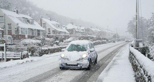 تحذيرات من ثلوج كثيفة تضرب بريطانيا هذا الشهر وقد تستمر طوال الشتاء