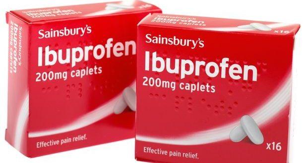 المملكة المتحدة تعاني من نقص كبير في عقار الإيبوبروفين بالأسواق!