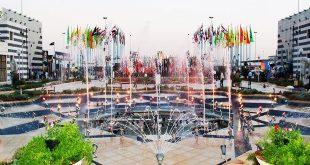 انطلاق معرض سورية الدولي للبترول والثروة المعدنية في دمشق