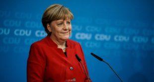 أنجيلا ميركل ترجح عدم الوصول إلى اتفاق بشأن خروج بريطانيا من الاتحاد الأوروبي
