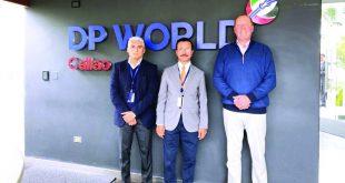 موانئ دبي العالمية تعزز تواجدها في أمريكا الجنوبية عبر أعمالها في بيرو