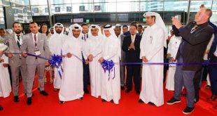 انطلاق فعاليات النسخة الخامسة من معرض قطر الدولي للضيافة
