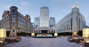 مجموعة كناري وارف المملوكة لقطر تفتتح أحدث أبنيتها الإدارية في لندن