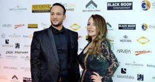 نزار شرقي يتألق في احتفال سينما الموضة في تونس