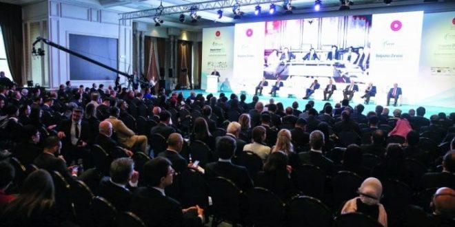 انطلاق فعاليات قمة البوسفور في إسطنبول بمشاركة 3000 شخص من 90 دولة