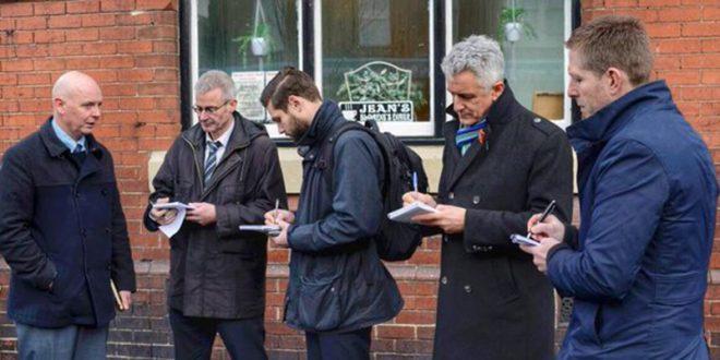 لغز النقود التي تترك في مقاطعة دورهام في بريطانيا يحيّر الشرطة