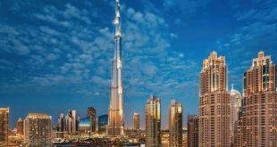 """برج خليفة ضمن قائمة المعالم الأكثر زيارة في العالم عبر """"أوبر"""""""