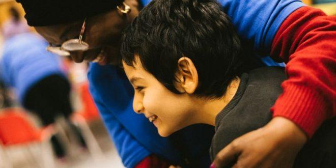 مجموعة من الأبطال يساعدون أكثر من 250 طفلاً معاقاً في غرب لندن