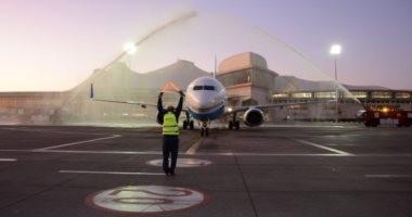 السفير البريطاني في مصر يرحب باستقبال أول رحلة طيران مباشرة من بريطانيا إلى شرم الشيخ