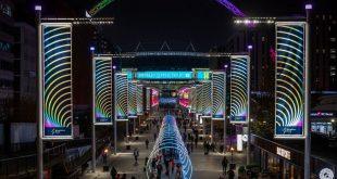 """ويمبلي بارك تطلق أضواء الشتاء المذهلة """"Winterfest"""" المجانية"""