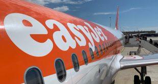 """شركة الطيران البريطانية """"إيزي جت"""" تطلق خطاً جوياً مع تونس"""