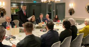 سفارة البحرين في لندن تقيم حفلاً في جمهورية أيرلندا للاحتفال بأعيادها الوطنية