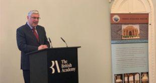 السفير العراقي لدى لندن يدعو بريطانيا إلى دعم العراق اقتصادياً وثقافياً