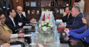 وزير الدولة البريطاني للتجارة الدولية يزور المغرب لبحث سبل التعاون بين البلدين