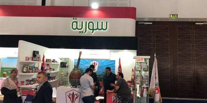 """انطلاق فعاليات معرض """"غولف فود 2020"""" في الإمارات بمشاركة شركات سورية"""