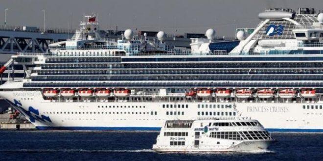 بريطانيا تستعد لإجلاء مواطنيها المتواجدين على متن سفينة في اليابان بعد تفشي كورونا