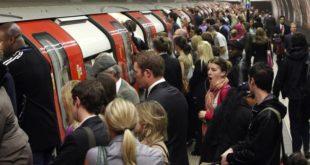 مخاوف من أن يصبح أندرغراوند لندن مركزاً لنشر فيروس كورونا