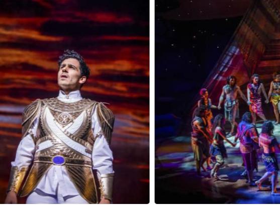 انطلاق العرض الرسمي لمسرحية The Prince of Egypt في لندن
