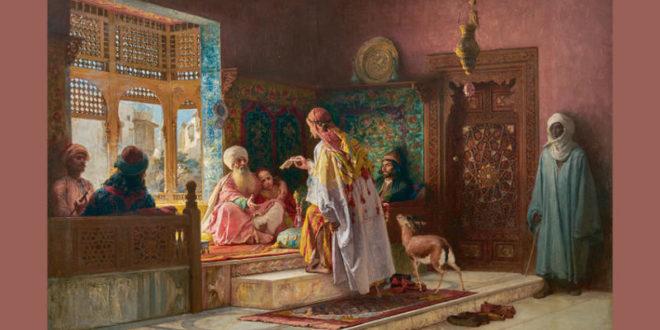 """لندن تستضيف مزاد """"المستشرقين"""" نهاية مارس لاستعراض حياة العرب والعثمانيين في التاريخ"""