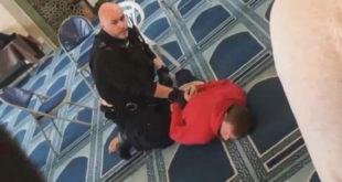 الشرطة البريطانية تعتقل رجلاً طعن مؤذن مسجد لندن المركزي
