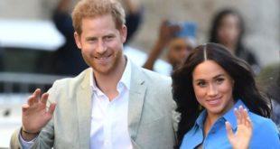 ميغان ماركل تمنع الأمير هاري من السفر إلى بريطانيا لرؤية والده المصاب بفيروس كورونا