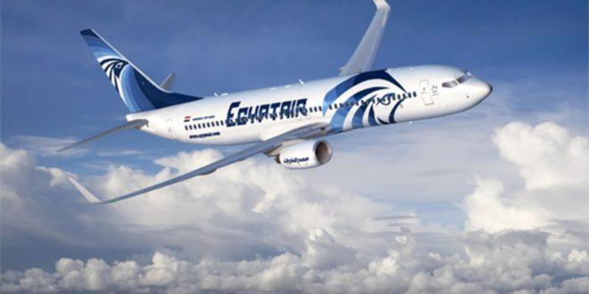 مصر للطيران تُطلق رحلة استثنائية أخيرة لإعادة المصريين العالقين في بريطانيا