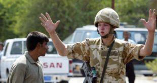 سحب بعض القوات البريطانية من العراق بسبب انتشار فيروس كورونا