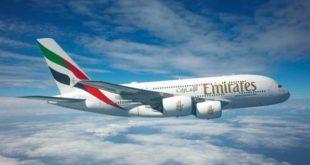 طيران الإمارات تعلن تسيير رحلات لكافة وجهاتها في شهر يوليو المقبل