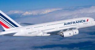 الخطوط الجوية الفرنسية تفتح حجوزات الرحلات إلى الجزائر في مطلع يونيو
