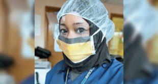 الطبيبة الإماراتية بدور البدور تقرر البقاء في لندن لعلاج مصابي فيروس كورونا