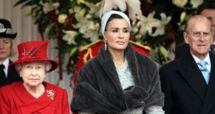 موزة المسند زوجة أمير قطر السابق حمد بن خليفة تشتري فندق ريتز في لندن