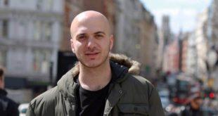 المخرج السوري حسان عقاد بدأ العمل في وحدة النظافة في مستشفى بلندن