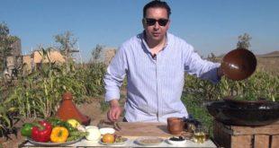 الطاهي المغربي خالد دهبي يطهو الطعام للمحتاجين والعاملين بقطاع الصحة في لندن
