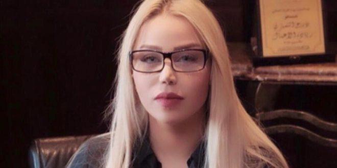 سيدة الأعمال التونسية أسماء بن سعيد تكفل 15 رضيعاً