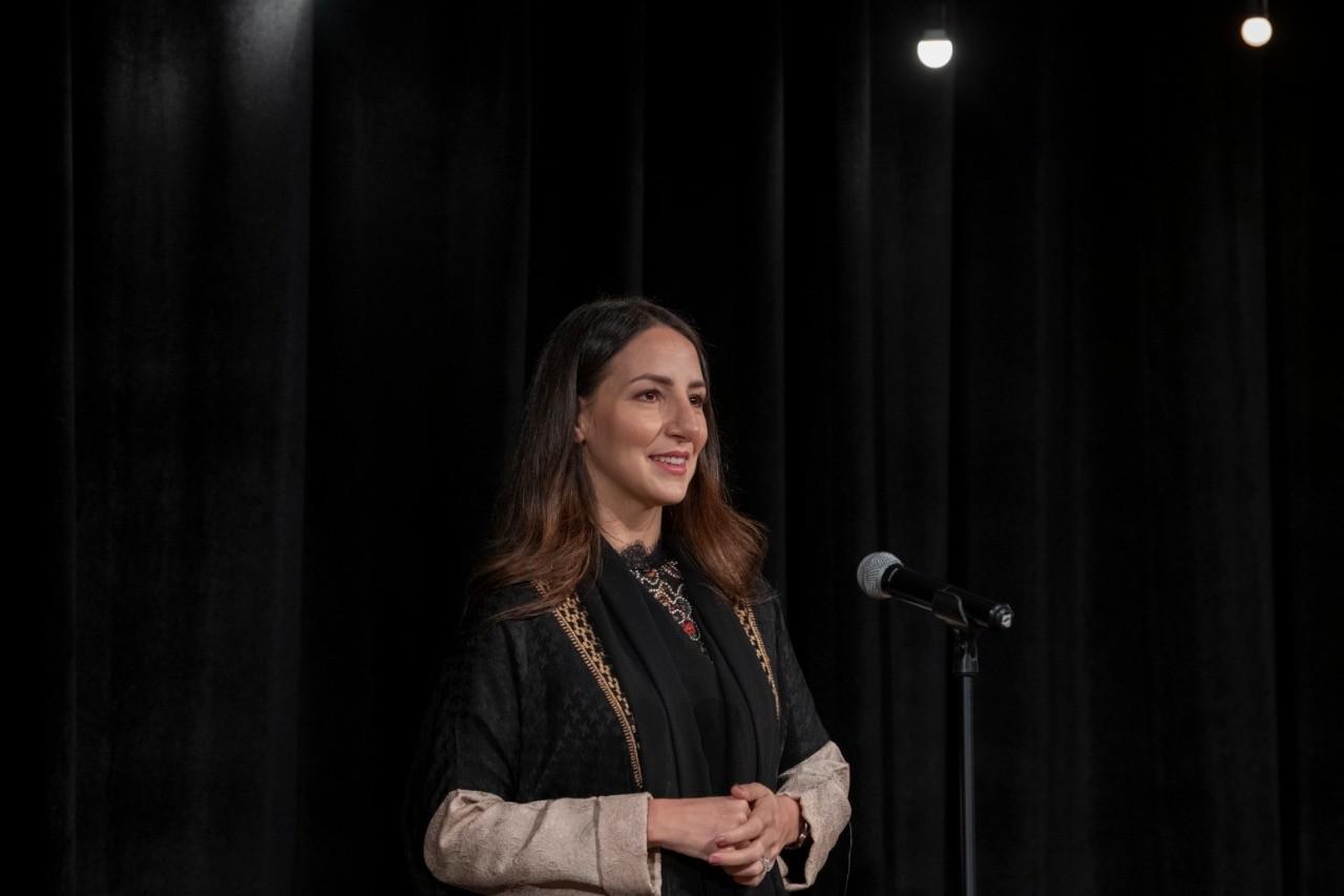 سوسن البهيتي: أشعر بقوة عظيمة عند الوقوف على المسرح