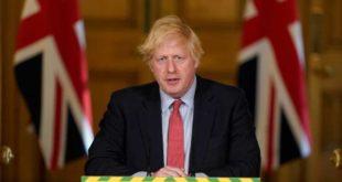 جونسون يعلن بدء تخفيف إجراءات الحجر والإغلاق العام في بريطانيا في يوم الاثنين المقبل