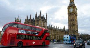 حظر تجول السيارات في لندن للتشجيع على المشي وركوب الدراجات