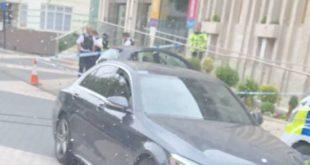 """السيارة التي دهست المارة """"وسط لندن"""" في قبضة الشرطة"""