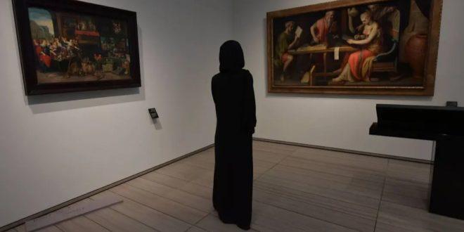 """""""لسنا وحدنا"""" تجربة سمعية بأصوات مشاهير العالم """"اللوفر أبو ظبي"""""""