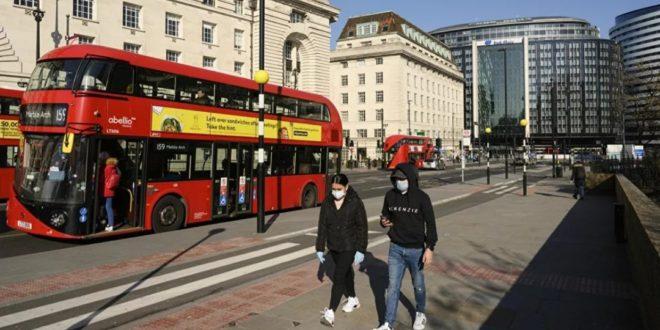 """""""في لندن"""" حوادث البصق على سائقي الحافلات تثير الزعر"""