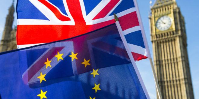 استئناف المفاوضات البريطانية مع الاتحاد الاوروبي بعد توقفها بسبب كورونا