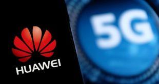 """قرار مفاجىء بحظر الشركة الصينية """"هواوي"""" في المملكة المتحدة"""