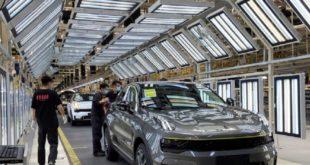 تراجع غير مسبوق لمبيعات السيارات في بريطانيا بنسبة 50%.