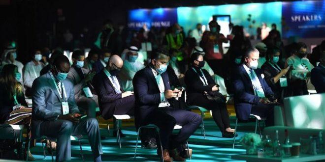 أول مؤتمر فعلي على أرض الواقع منذ اغلاقات فيروس كورونا في دبي