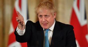 رئيس الوزراء البريطاني يؤكد ان بإمكان السلطات اعادة فرض الحجر الصحي ان ازداد تفشي كورونا