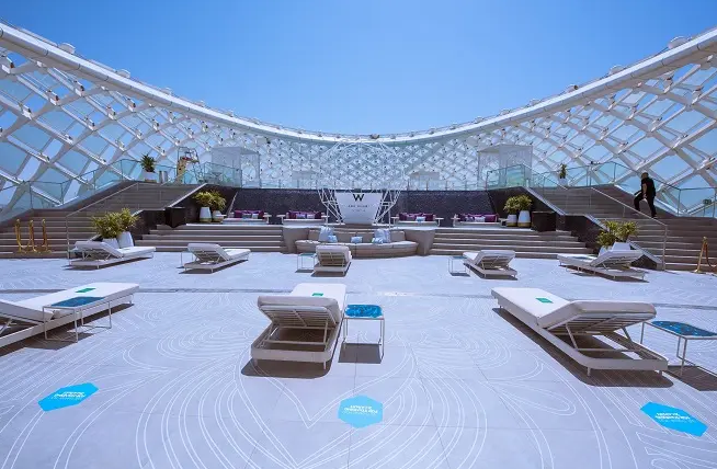 دائرة الثقافة والسياحة في أبوظبي تنظم لقاءاً افتراضياً مع ممثلي فنادق الإمارة حول تحسين معايير الصحة والنظافة
