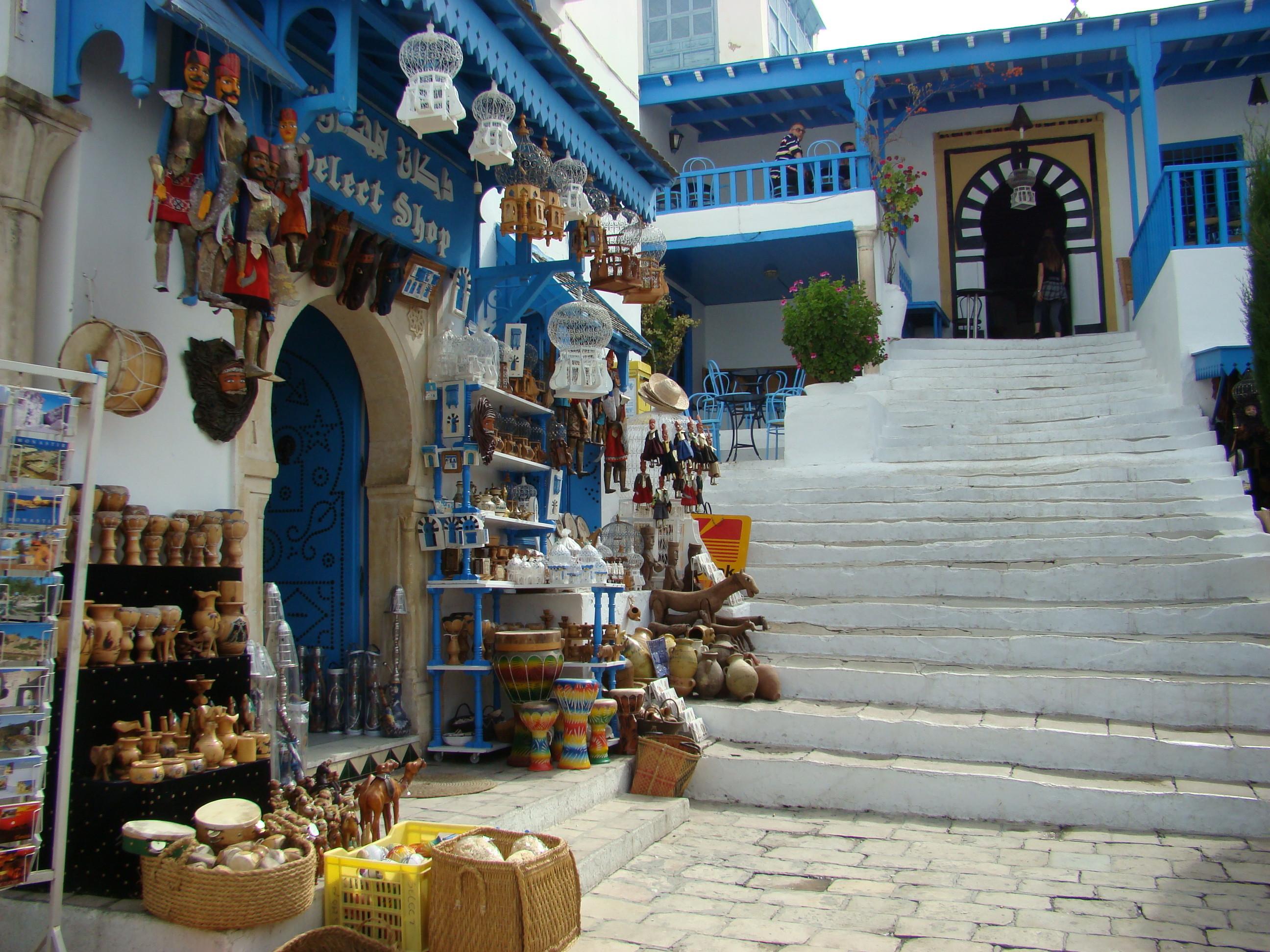 القطاع السياحي في تونس في تراجع غير مسبوق بسبب كورونا