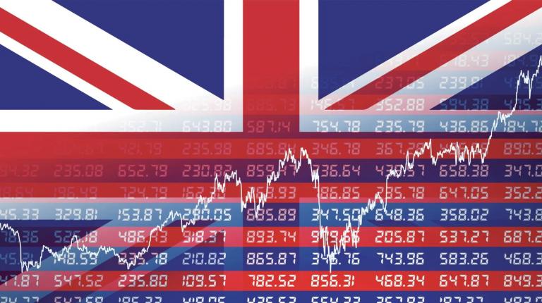 انتعاش الاقتصاد البريطاني بعد الانخفاض القياسي بسبب كورونا